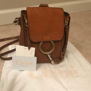 Mini Chloe backpack